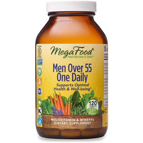 Men Over 55 One Daily 120 vtabs