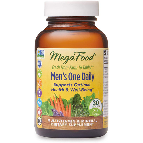 Men's One Daily 30 tabs