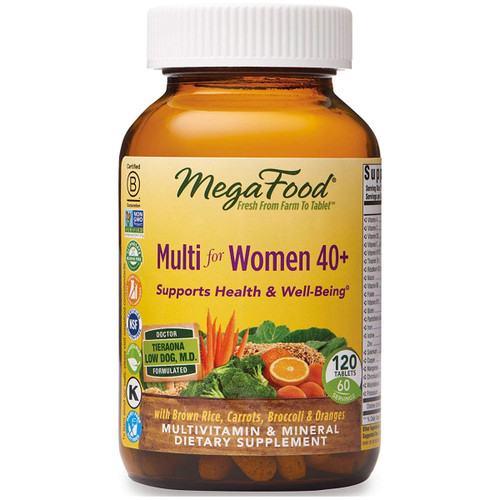 Multi for Women 40+ 120 tabs
