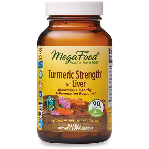 Turmeric Strength for Liver 90 tabs