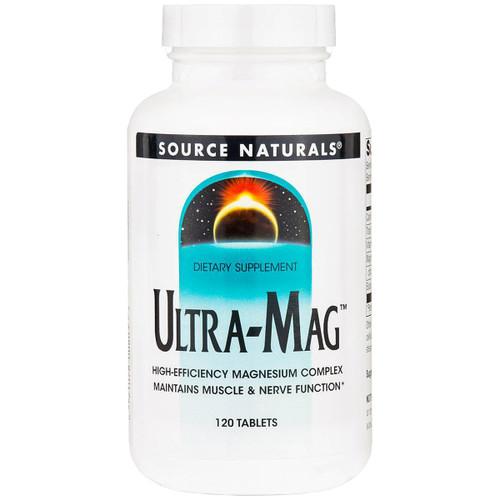 Ultra Mag 120 tabs