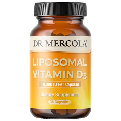 Lipsomal Vitamin D3 10,000