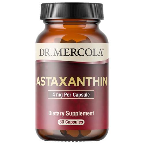Astaxanthin 4 mg 30 caps