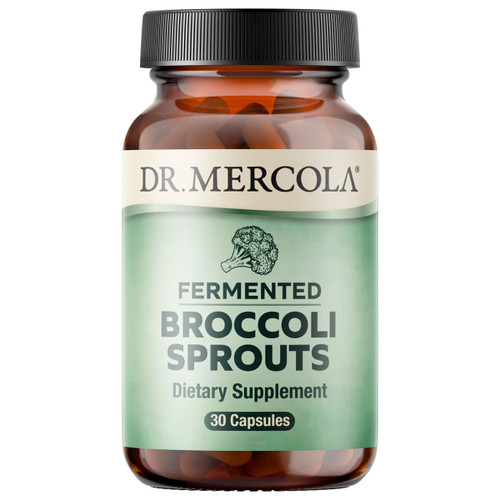 Fermented Broccoli Sprouts
