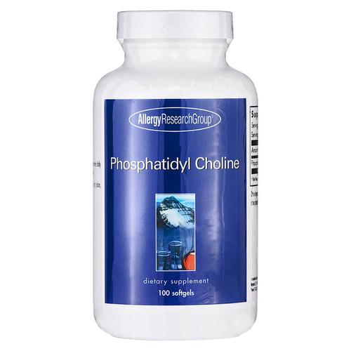 Phosphatidyl Choline 100 gels