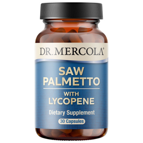 Saw Palmetto with Lycopene