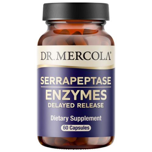 Serrapeptase Enzymes
