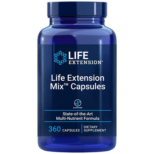 Life Extension Mix™ Capsules 360 caps