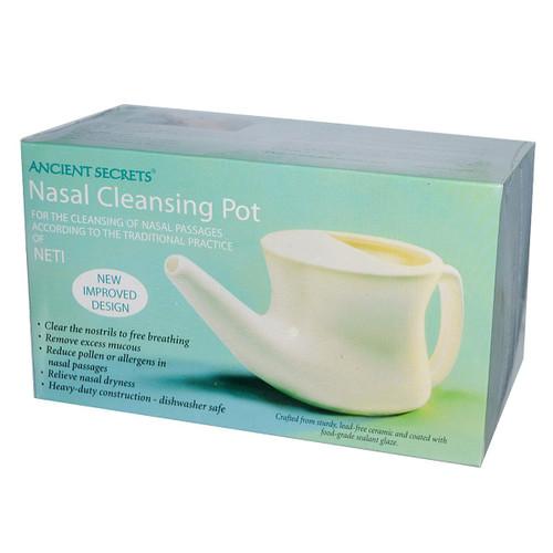 Ancient Secrets Nasal Cleansing Pot