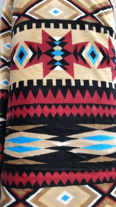 Aztec Cuddle -Honey
