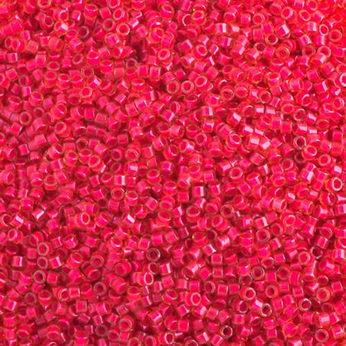Poppy Red Luminous Neon