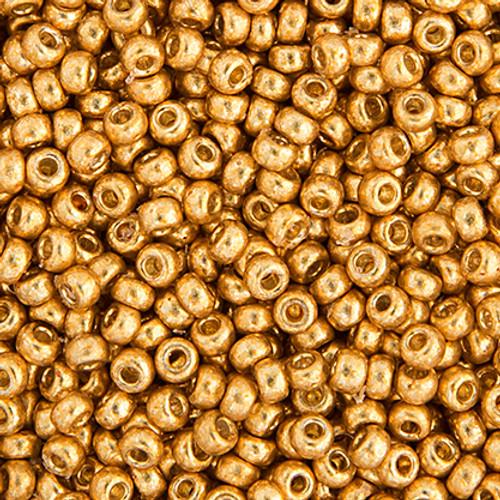 Galvanized Duracoat Gold
