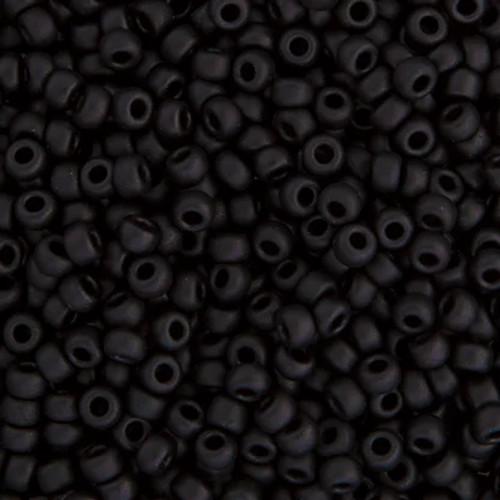 Opaque Matte Black 8/0