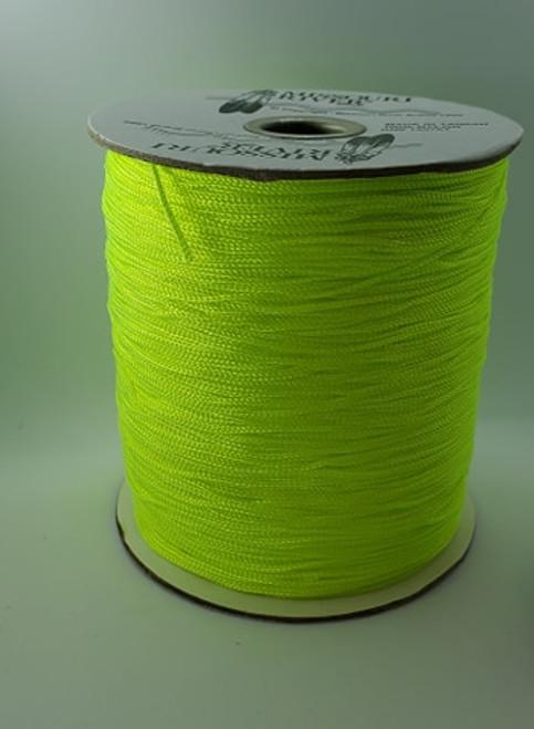 Chain Fringe Spool : Neon Yellow