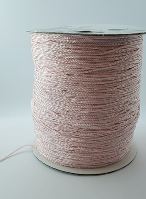 Chain Fringe Spool : Light Pink