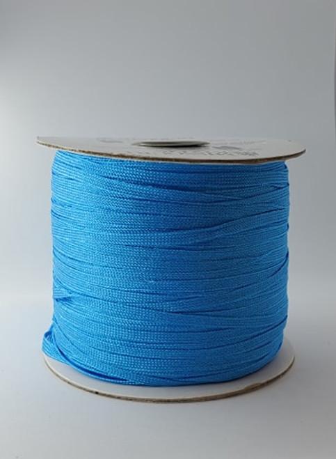 Flat Fringe Spool : Light Blue
