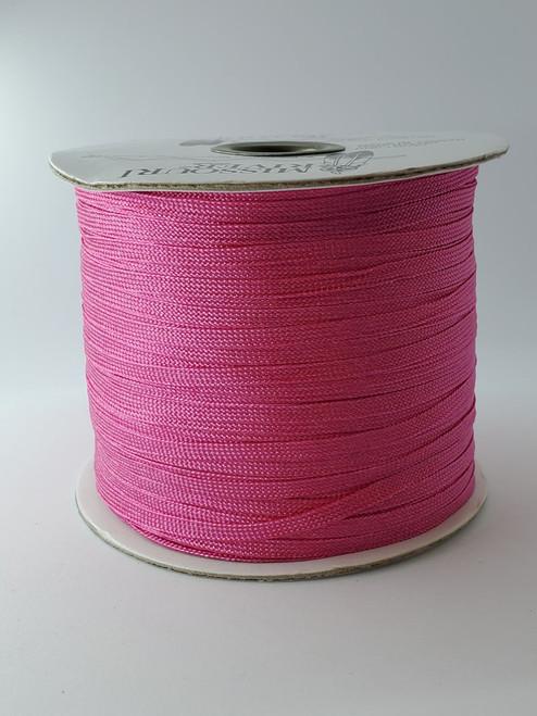 Flat Fringe Spool : Pink