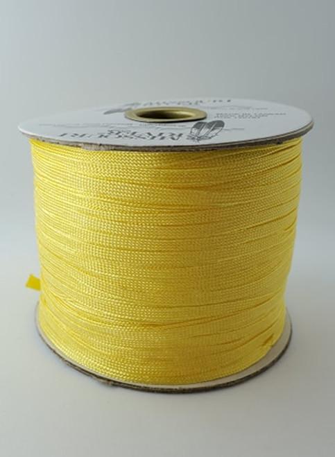 Flat Fringe Spool : Yellow