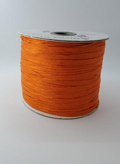 Flat Fringe Spool : Orange