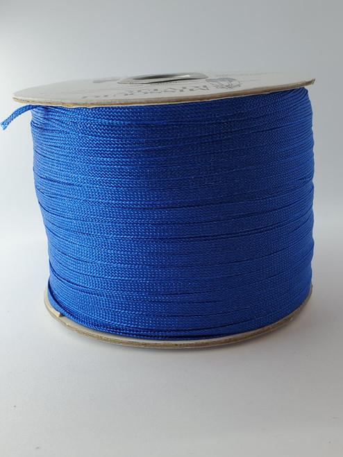 Flat Fringe Spool : Royal Blue