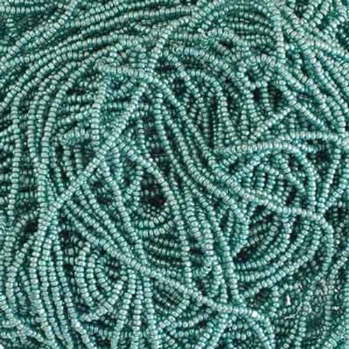 Metallic Turquoise Terra 13/0