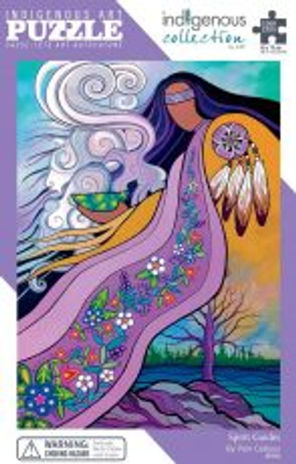 1000 pc Art Puzzle: Spirit Guides