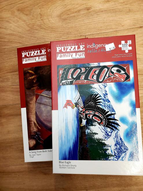Indigenous Art Puzzle: 500 pc