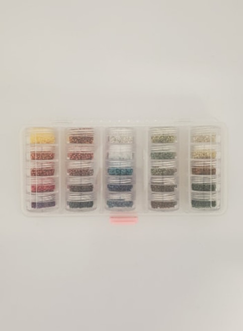 We Come From The Land Seed Bead Kit