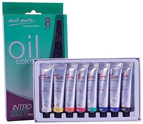Oil paint intro set