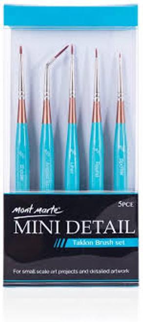 Mini Detail Brush Set