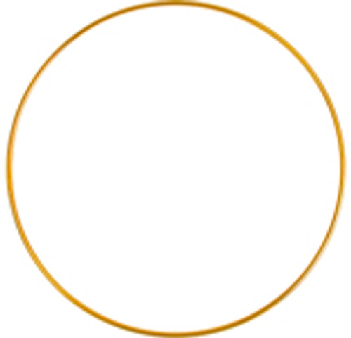3 inch brass ring