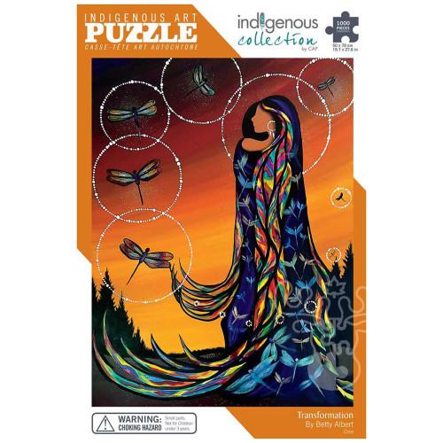 1000 pc Art Puzzle : Transformation