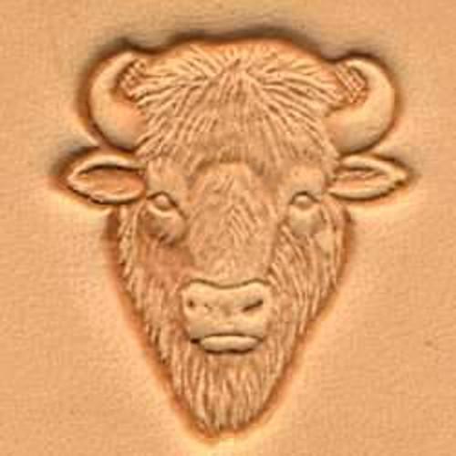 Buffalo Head Stamp