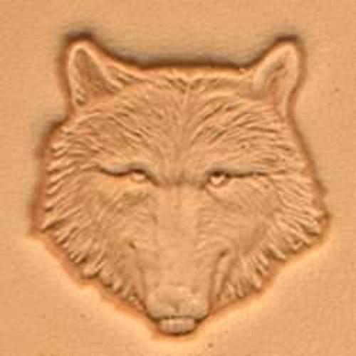 Wolf Head Stamp