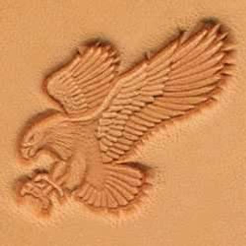Attack Eagle Stamp