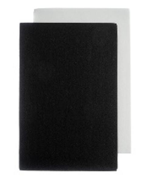 8.5x11 inches Good Beading Foundation  4pcs/pk  Black & White