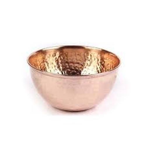 """Small copper bowl 2"""" diameter"""