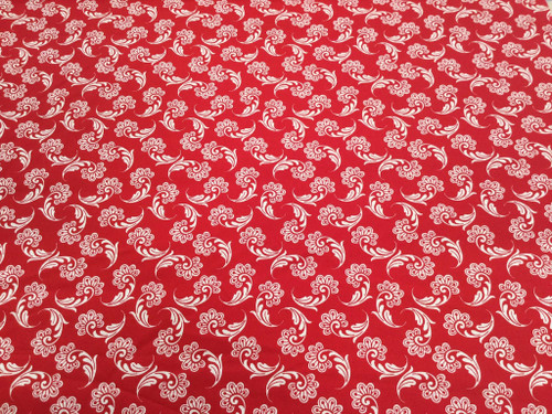 Siltex 1700 Red Floral
