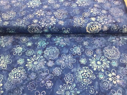 Anthology 337Q2 Blue Floral