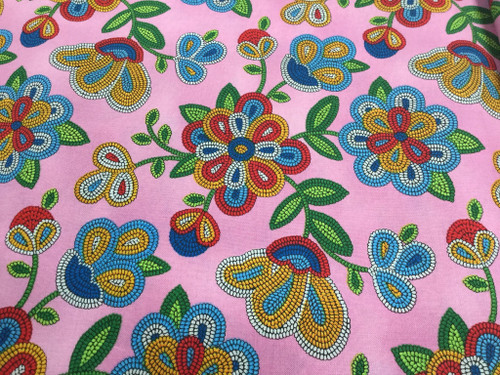 Tucson Floral -Pink