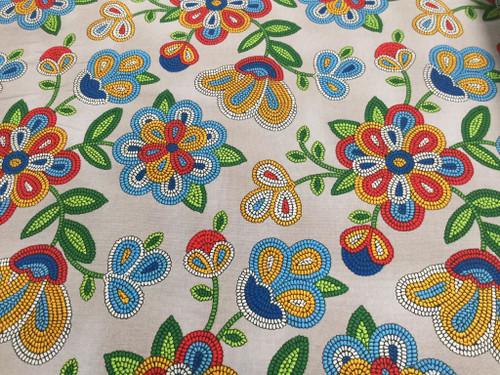Tucson Floral -Sepia