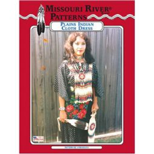 Plains Indian Cloth Dress