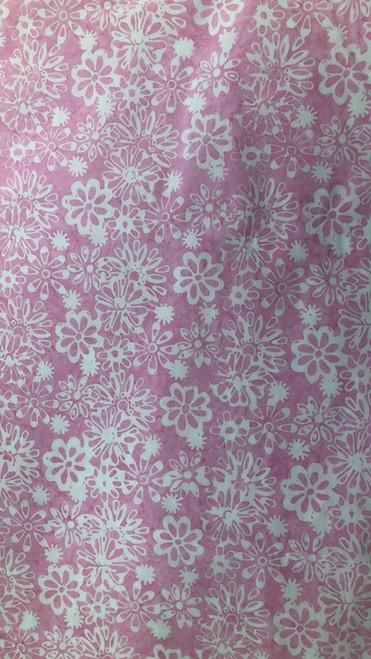 Floral Batik -Pink