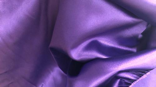 Satin -Royal Purple