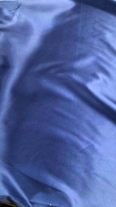 Satin -Royal Blue