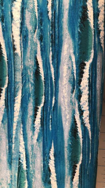 Waves -Blue