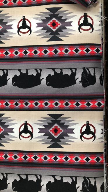 Tucson Buffalo -Gray