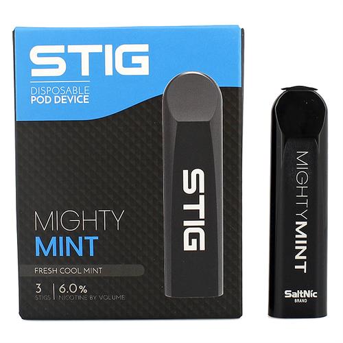 Stig Disposable Pod Device - Iced Mango Bomb (3 Pack)   Pod