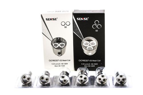 Sense Screen Mesh Coil (3 Pack)