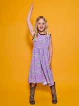 Tiny Dancer Micotti Snake Dress